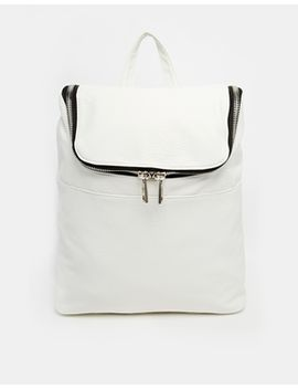 asos-backpack-with-chunky-zip by asos-collection