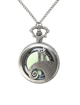 the-nightmare-before-christmas-jack-&-sally-locket-necklace by hot-topic