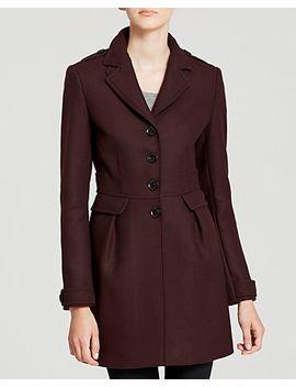 elmwyn-wool-blend-coat by burberry