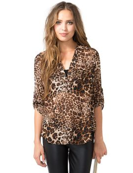 leopard-tunic by agaci