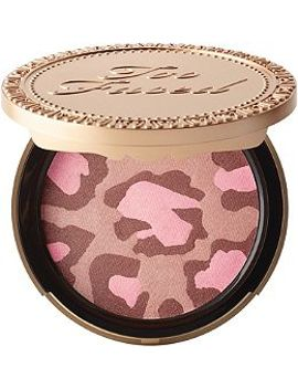 pink-leopard-blushing-bronzer by too-faced