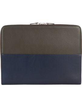 portfolio-case-with-ipad®-pocket by maison-martin-margiela
