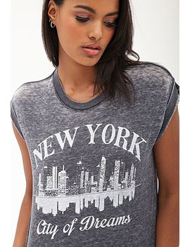 city-of-dreams-tee by forever-21