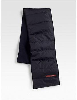 sciarpa-scarf by prada