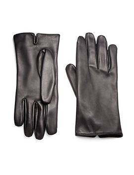 nappa-leather-gloves by prada