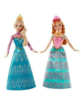 disney-frozen-royal-sisters-doll-(2-pack) by mattel