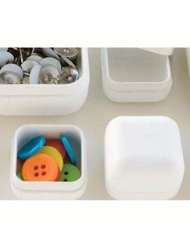 design-ideas-ecogen-box,-small,-white by design-ideas