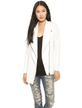 hooded-cardigan by helmut-lang