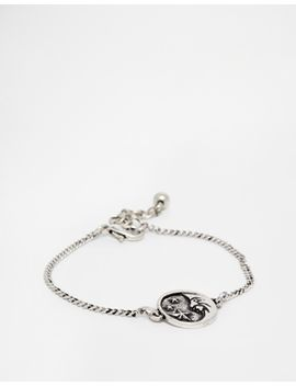 asos-moon-star-charm-bracelet by asos-collection