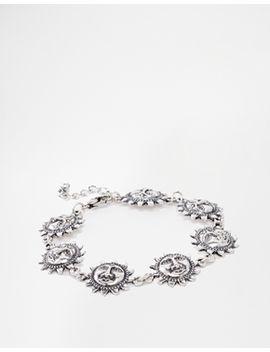 asos-90s-sun-charm-bracelet by asos-collection