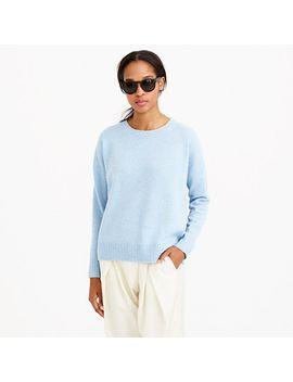 lambswool-sweater by jcrew