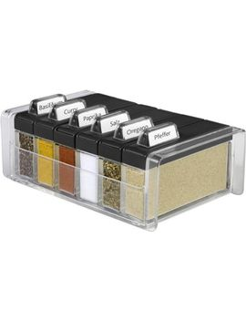 emsa-spice-box,-black by emsa