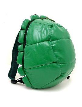 ninja-turtle-shell-backpack-bag-w_4-mask-bonus! by bioworld