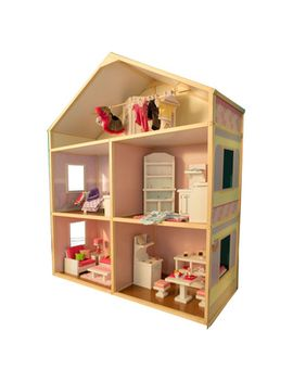wicked-cool-toys-my-girls-sweet-bungalow-dollhouse by generic