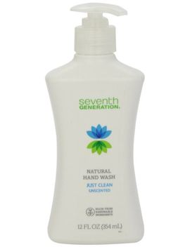 seventh-generation-hand-wash,-just-clean-unscented,-12-oz by seventh-generation