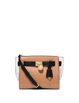 hamilton-traveler-color-block-leather-messenger by michael-kors