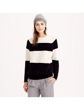 demylee-alex-stripe-sweater by jcrew