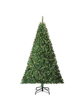 trim-a-home®-6-clear-pre-lit-boulder-mountain-pine-tree by kmart