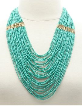 draped-beaded-statement-necklace by charlotte-russe