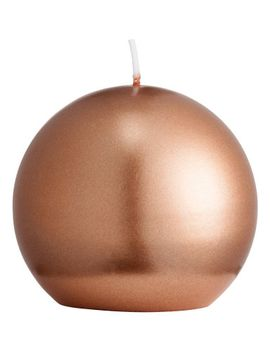 spherical-candle by h&m