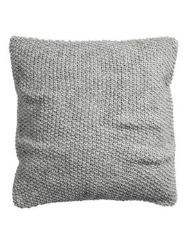 moss-knit-cushion-cover by h&m