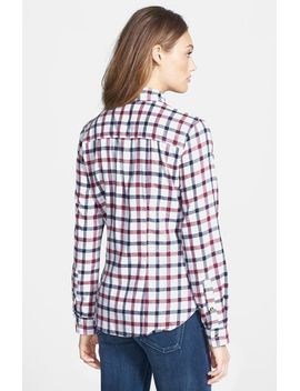 ingrish-plaid-flannel-shirt by sandra