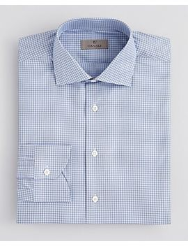 houndstooth-box-check-dress-shirt---regular-fit by canali