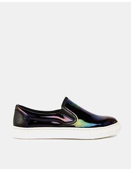 bronx-slip-on-sneakers by bronx