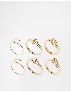 monki-kori-ring-multipack by monki