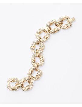 pave-bracelet by ann-taylor