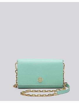 robinson-metallic-wallet-on-a-chain-crossbody by tory-burch
