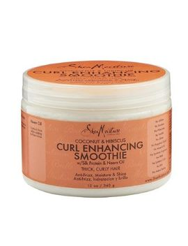 sheamoisture-coconut-and-hibiscus-curl-enhancing-smoothie,-12-oz by shea-moisture