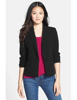one-button-blazer-(regular-&-petite) by anne-klein