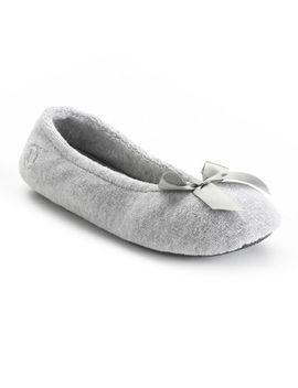 isotoner-womens-ballet-slippers by kohls