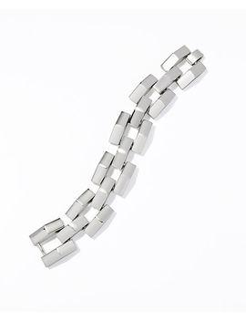 modern-classic-link-bracelet by ann-taylor