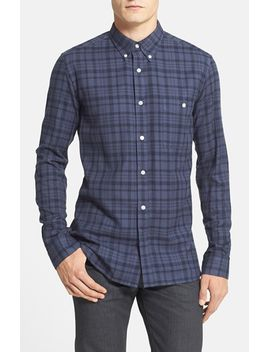 cotswold-slim-fit-plaid-twill-sport-shirt by french-connection
