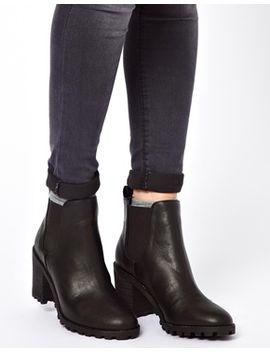 monki-leonor-heeled-chelsea-ankle-boots by monki