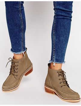 asos-anarchy-leather-ankle-boots by asos-collection