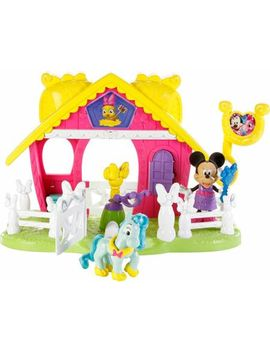 fisher-price-disney-minnie-mouse-jump-n-style-pony-stable by minnie-mouse