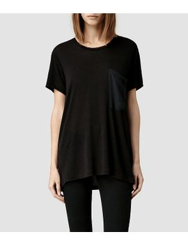 yuno-tee by allsaints