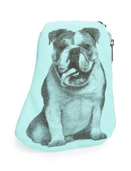 fauna---english-bulldog-pouch by areaware