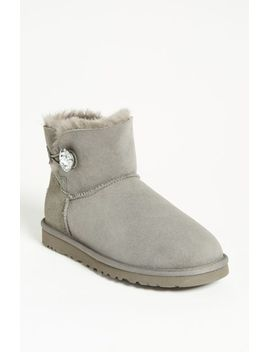 mini-bailey-button-bling-boot by ugg®