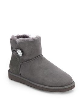 bailey-jeweled-suede-&-shearling-short-boots by ugg