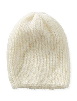 twisted-sparkle-yarn-beanie by aeropostale