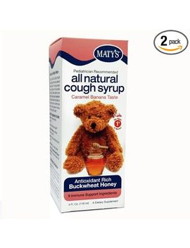 matys-all-natural-childrens-cough-syrup,-4-oz(pack-of-2) by matys