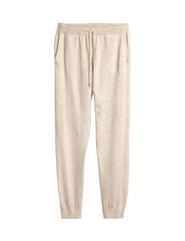 fine-knit-jogging-style-pants by h&m