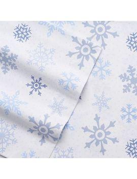 cuddl-duds-flannel-sheet-set by kohls