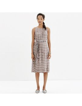 shiftpleat-dress-in-diamond-floral by madewell