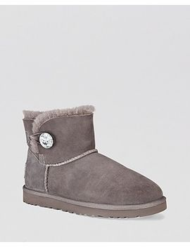 booties---mini-bailey-button-bling by ugg®