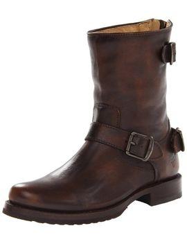 frye-womens-veronica-back-zip-short-boot by frye
